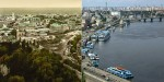 Новости: Киев тогда и сейчас с разницей в 100 лет (Фото)